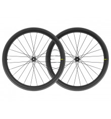 Paire de roue vélo route MAVIC COSMIC ELITE DISC