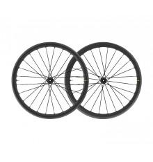 Paire de roues de vélo route MAVIC Ksyrium Elite UST DISC 2020