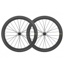 Paire de roues route MAVIC Cosmic Pro Carbon SL UST DISC