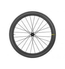 MAVIC Cosmic Pro Carbon SL UST DISC front well