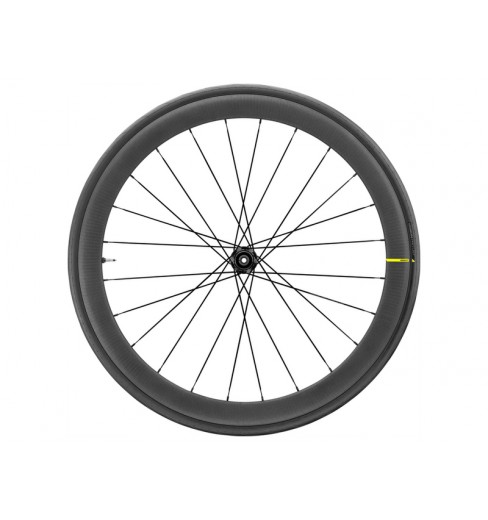 MAVIC Cosmic Pro Carbon SL UST DISC back well
