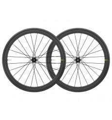 Paire roues route MAVIC KSYRIUM PRO Carbon UST DISC