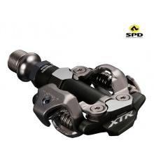 SHIMANO paire de pédales VTT XTR SPD-M9100