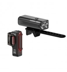 LEZYNE MACRO Drive 1300XXL + STRIP front and back light set