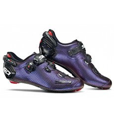 SIDI WIRE 2 Carbon AIR road cycling shoes 2020 - Iridescent blue Limited edition