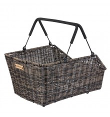 Basil AR CENTO RATTAN MIK rattan rear basket