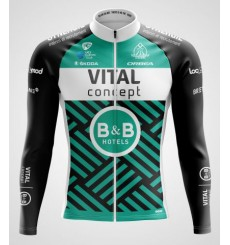 Maillot manches longues VITAL CONCEPT 2019
