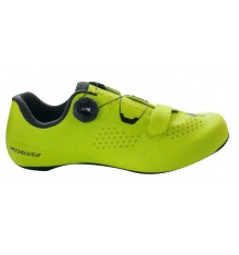 SPECIALIZED Torch 2.0 men's road cycling shoes - hyper green