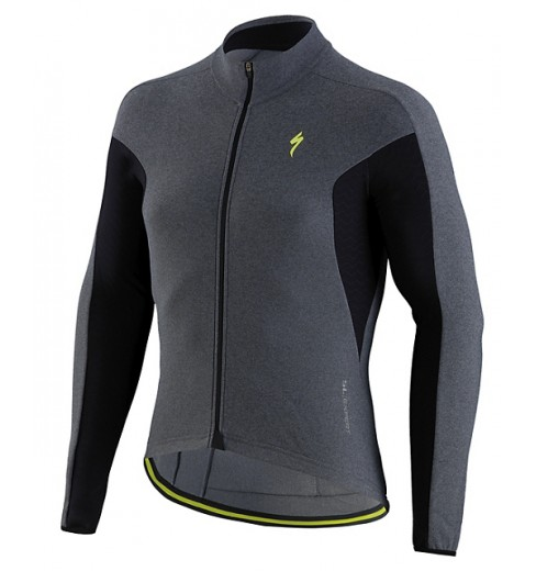 Maillot manches longues vélo hiver SPECIALIZED Therminal SL Expert 2020