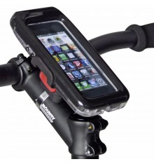 KLICKFIX Iphone 5 waterproof protective case on hanger