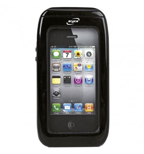 KLICKFIX Iphone 4 waterproof protective case on hanger