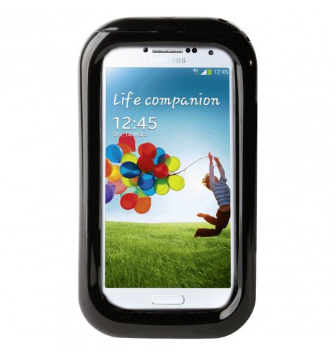 KLICKFIX Samsung S4 waterproof protective case on hanger