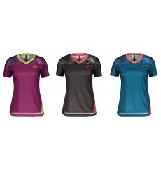SCOTT TRAIL FLOW women's short sleeve shirt 2020