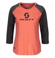 SCOTT t-shirt manches longues 3/4 femme 10 ICON RAGLAN 2020