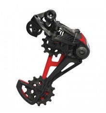 SRAM EAGLE X01 12S Long Cage MTB red speeds Rear Derailleur