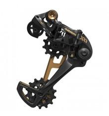 SRAM EAGLE XX1 12S Long Cage MTB black gold speeds Rear Derailleur