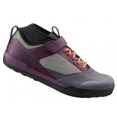 SHIMANO AM702 women's Downhill / Enduro SPD bike shoes 2020