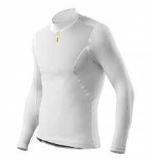 MAVIC Wind Ride white long sleeve base layer 2020