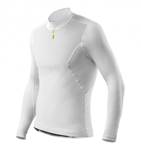 MAVIC Wind Ride white long sleeve base layer 2020