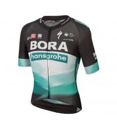 BORA HANSGROHE maillot manches courtes BOMBER 2020