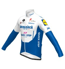 Veste vélo hiver DECEUNINCK QUICK STEP FLOORS Technical 2020