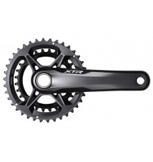 SHIMANO XTR HOLLOWTECH II MTB Crankset - 162 mm Q-Factor - 2x12-speed - 175 mm