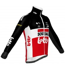 LOTTO SOUDAL Technical Winter cycling jacket 2020