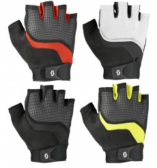 SCOTT Essential SF men short finger cycling gloves 2020
