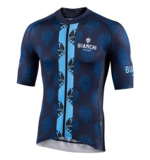 BIANCHI MILANO Roncaccio men's cycling short sleeve jersey 2020