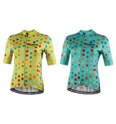 BIANCHI MILANO Silis women's cycling short sleeve jersey 2020