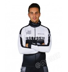 Maillot velo manches longues NORET Bretagne 2020