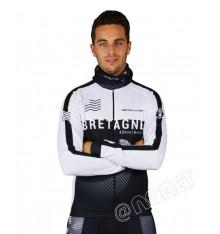 NORET Bretagne long sleeve bike jersey 2020