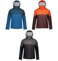 SCOTT veste à capuche cycliste hiver homme TRAIL MTN WP 2020