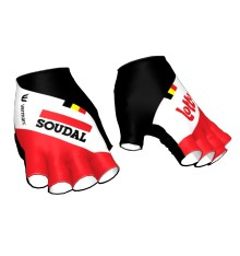 LOTTO SOUDAL summer cycling gloves 2021