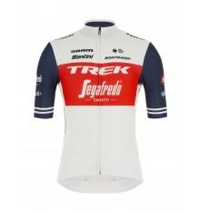 Maillot vélo manches courtes Replica TREK SEGAFREDO 2020