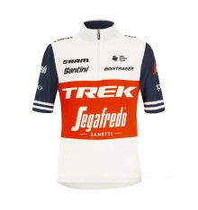 TREK-SEGAFREDO kid's short sleeve jersey 2020