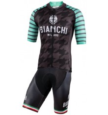 BIANCHI MILANO Flumini Pelau men's road cycling set 2020