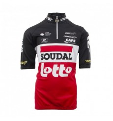 LOTTO SOUDAL kids's cycling jersey 2020