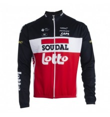 LOTTO SOUDAL long sleeve jersey 2020