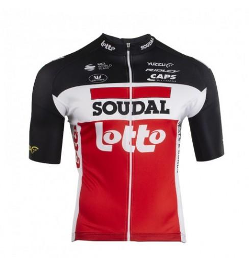 LOTTO SOUDAL short sleeve jersey 2021
