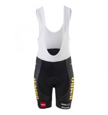 AGU 2020 REPLICA TEAM JUMBO VISMA kid's bibshort