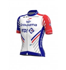 GROUPAMA FDJ PREMIUM System short sleeve jersey 2020