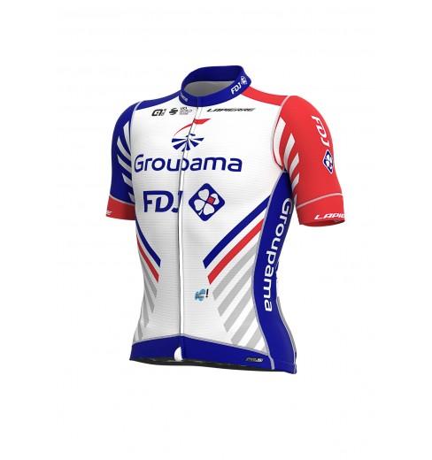 GROUPAMA FDJ maillot manches courtes PREMIUM 2020