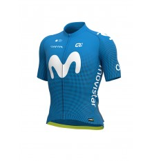 MOVISTAR PRR short sleeve jersey 2020