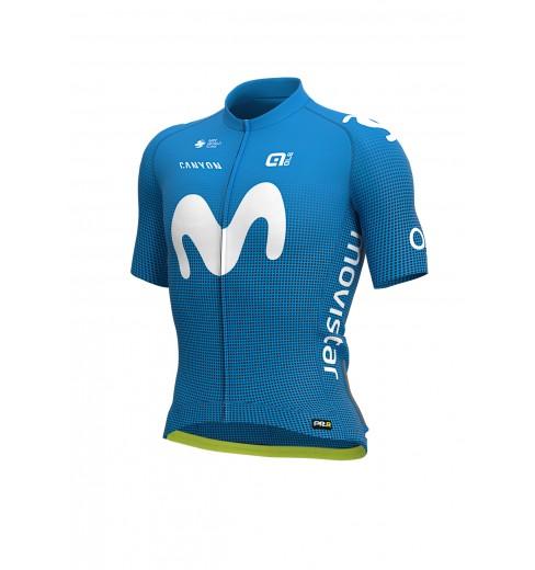 MOVISTAR PRR short sleeve jersey 2020