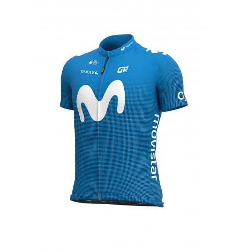 MOVISTAR maillot manches courtes PRIME 2021