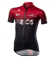 INEOS maillot vélo manches courtes enfant 2020