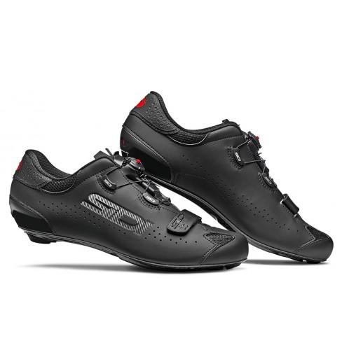 Chaussures vélo route SIDI Sixty noir  2020 - Edition limitée
