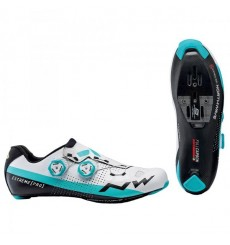 NORTHWAVE chaussures vélo route Extreme Pro Bleu/Blanc 2020