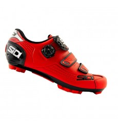 SIDI Trace red men's MTB shoes